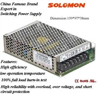 60w Single Output Power Supply (S-60)