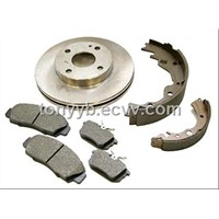 Brake Pad&Brake Shoes&Brake Disc