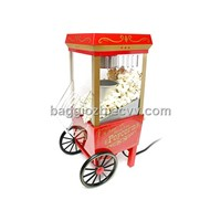 CEclassic popcorn machine FOR family,PUB,stainless steel SHELL