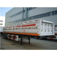 CNG Tube Trailer[ISO 11120, 25MPa, 8tubes(fi559*18.3*10975)]
