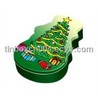Christmas Gift Tin (BR617)