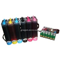 Continuous ink system for Epson artisan 700/800