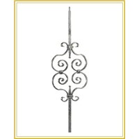 Forged Steel Scroll Panels