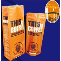 Valve Coffee Pouch Bag Flexible Packaging
