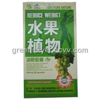 Fruit & plant weight loss capsules