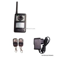 GSM/MMS Home Alarm with Camera G10P