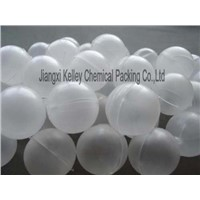 Hollow Floatation Ball Packing