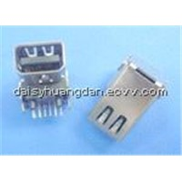 Mini Displayport Plug (Sector)