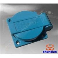 Panel Mounting Socket (SHT 102K)