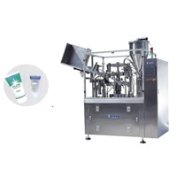 Plastic Tube & Laminated Filling & Sealing Machine