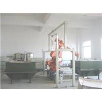 Robotic Water jet cutting machine