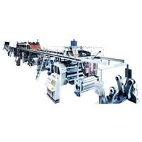 Single-Wall Corrugated Board Production Line