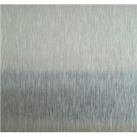 Stainless Steel Sheet - No.4 Finish