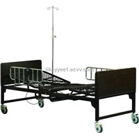 Two Function Folding Bed