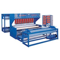 Ultrasonic Cotton Applying Machine