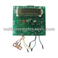 Electronic Module for Power Meter