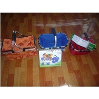 Folding Shopping Basket (HTD)