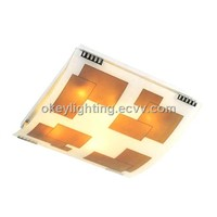 Glass Ceiling Light (C2115/4A)