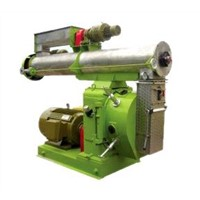 Ring Die Wood Pelletizing Machine