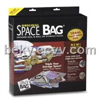 vacuum storage-seal bag