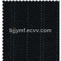 Wool/Silk Suiting Worsted Fabric