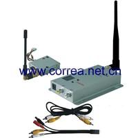 1.2GHz 100mW wireless AV transmitter