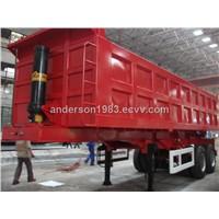 24m3 tipping semi trailer