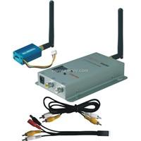 2.4Ghz 100MW Wireless AV Tansmitter / AV Receiver