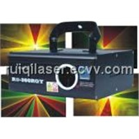 350mw RGY Laser Light