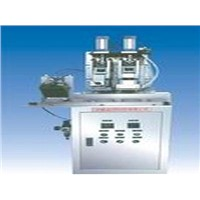 Aluminium foil mouth sealing machine