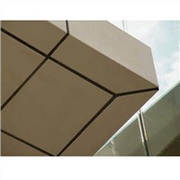 Aluminum Composite Panel with PE Coating