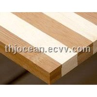 Bamboo furniture panel