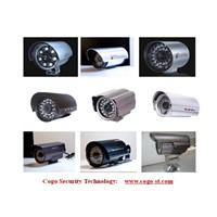Weatherproof CCTV Camera IR