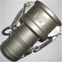 Camlock Coupling Part C (Ss316)
