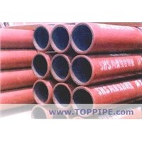 Ceramic-lined steel Pipes