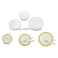 Coin Cell Limno2 Battery
