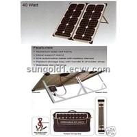Fold-out Solar Panel Kit 2*20W