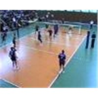 Indoor Volleyball Sports Flooring