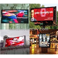 Indoor and Outdoor LED Screen and Signs