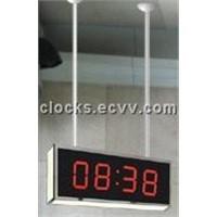 LED Digital clock and street clocks and platform clocks