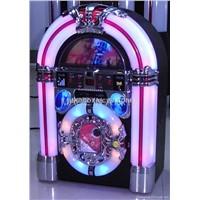 Jukebox with LED Lighting