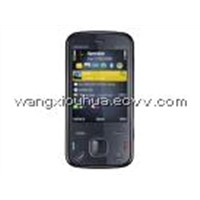 Quadband TV Dual Card Dual Standby Mobile Phone(N86)