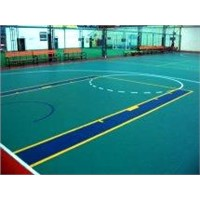 PVC Basketball Floor
