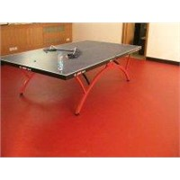 PVC Table Tennis Flooring in Rolls