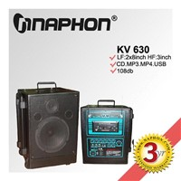 Portable amplifier KV-630
