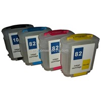 Refillable Ink Cartridge (HP 10/82)