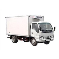 Refrigerated Semi-Trailer Van