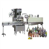 Shrinking & Sleeving Labeling Machine