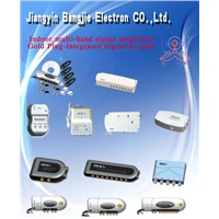 Signal Amplifier-Gold Plug