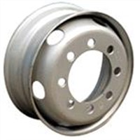 Steel Wheels for Trucks, Buses and Trailers
